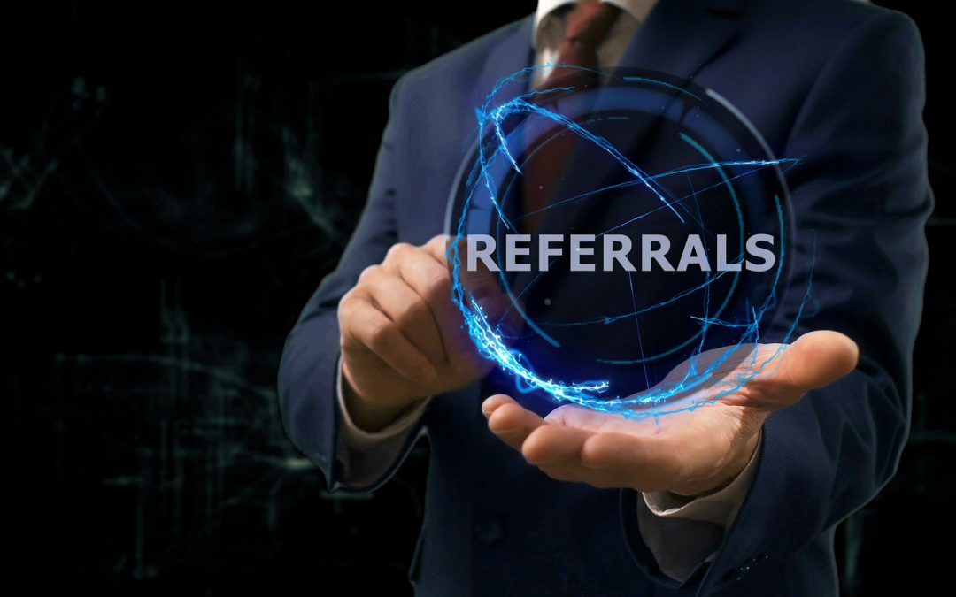 Our Referral Program Pays You